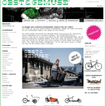 Obst&Gemüse, Cargobicycles, Basel.