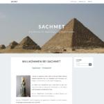 sachmet.ch - Wordpress-Installation by lionfish16 SEO.