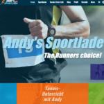 Andy's Sportlade in Allschwil. Der Laufprofi der Region seit 1986.